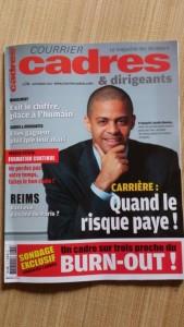 Courrier Cadres et dirigeants Sept 2013 1