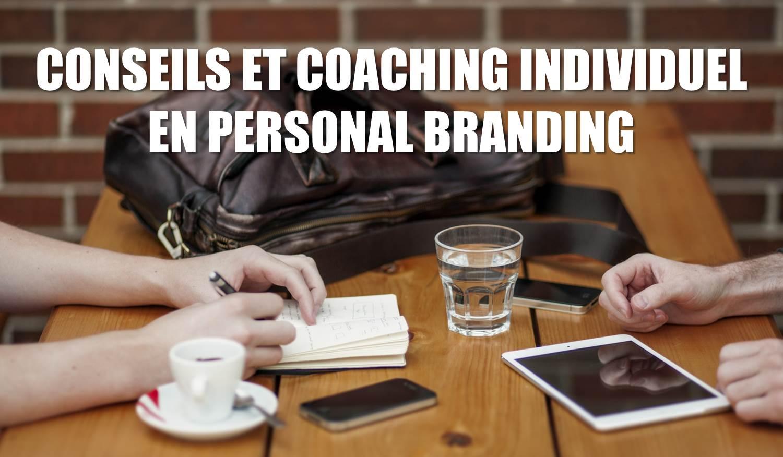 Conseils et coaching individuel en Personal Branding