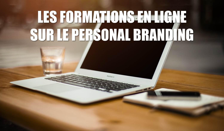 Formations en ligne sur le Personal Branding