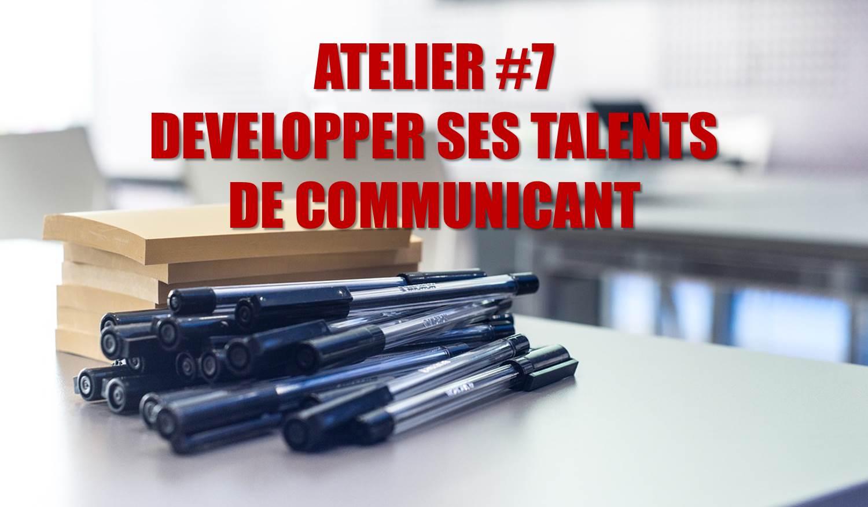 Développer ses talents de communicant.