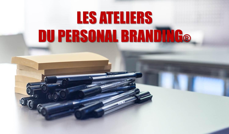 Les ateliers du Personal Branding